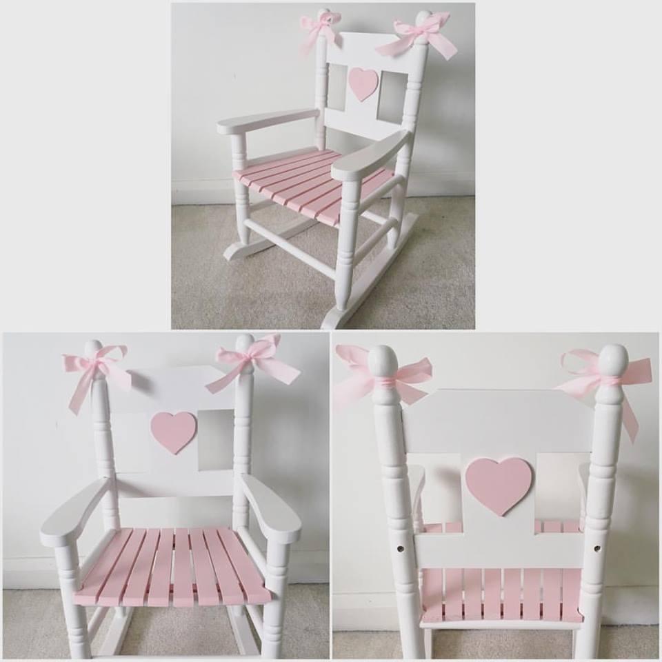 Personalised Rocking Chair Personalised Rocking Chair. Next  sc 1 st  Love Unique Personal & Personalised Rocking Chair | Love Unique Personal