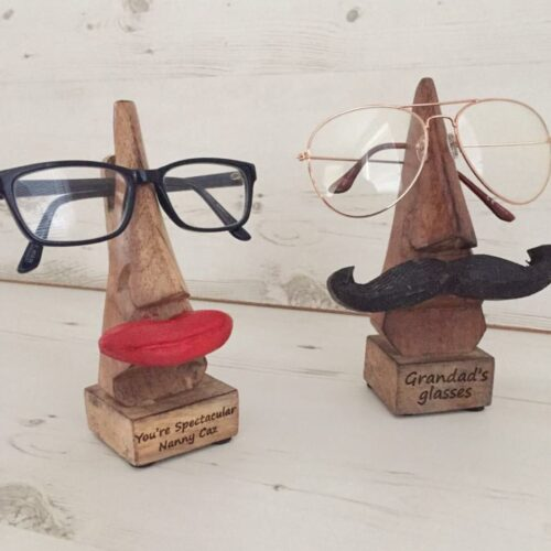 Personalised Glasses Stand