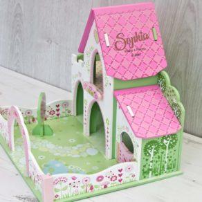 Personalised Fairy castle