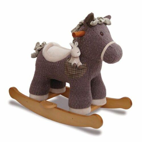 Bobble & Pip Personalised Rocking Horse