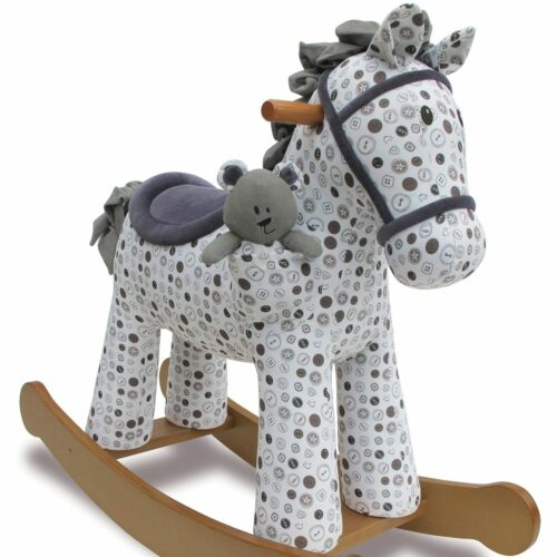 Dylan & Boo Personalised Rocking Horse