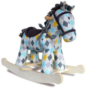 Lewis & Fitz Personalised Rocking Horse