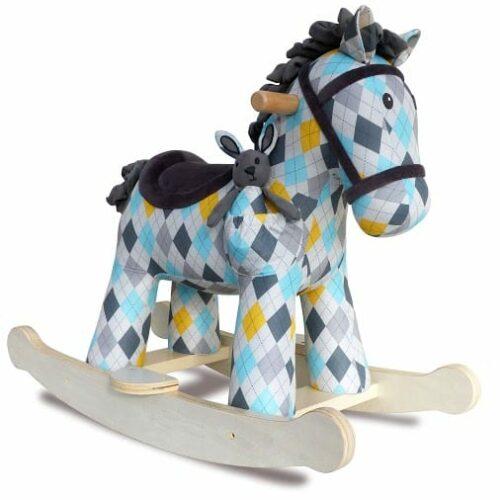 Lewis & Fitz Personalised Rocking Horse