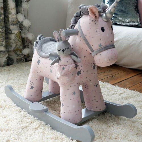 Fae Personalised Rocking Unicorn Horse