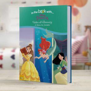 Personalised Disney Princesses: Tales of Bravery