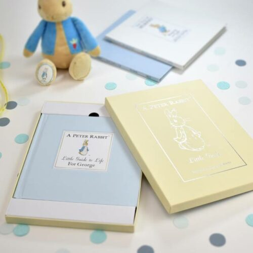Personalised Peter Rabbit Children's Book