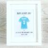 Personalised Football Shirt Frame