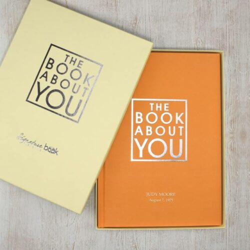 The Personalised Book About You