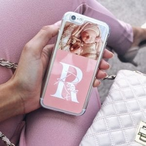 Personalised Memoiré Photo Upload iPhone Case