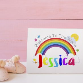 World Rainbow Card