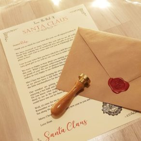 Personalised Santa Letter Full Package