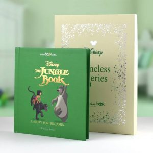 Jungle Book Personalised Timeless Disney Book