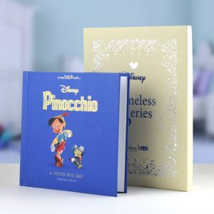 Pinocchio Personalised Timeless Disney Book