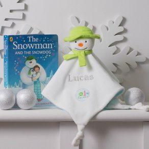 Snowman Personalised