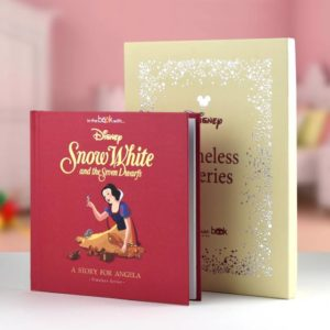 Snow White Personalised Timeless Disney Book
