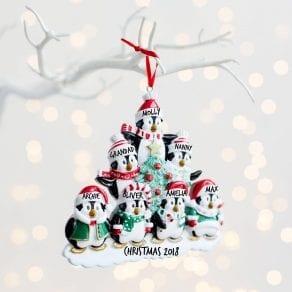 Christmas Tree Ornament Decorations