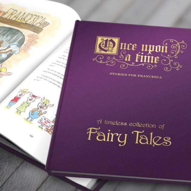 Personalised Fairy Tales
