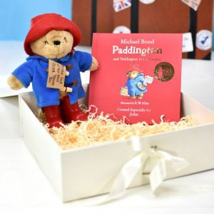 Personalised Paddington Story Book
