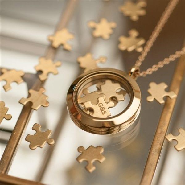 Pieces Necklace