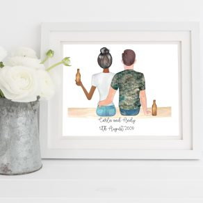 Personalised Perfect Match Print