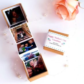 Personalised Mothers Day Photo Box