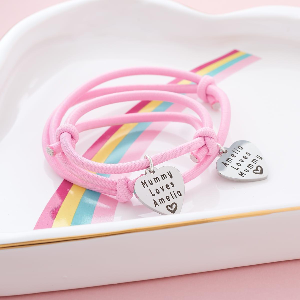 My Mummy & Me Bracelets