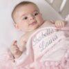 Personalised Baby Blankets & Muslins