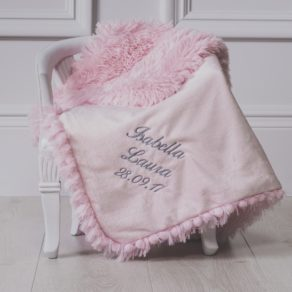 Bizzi Growin Koochicoo Personalised Baby Blanket