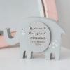 Personalised Elephant Money Box