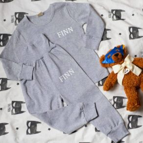 Personalised Children's Loungewear Set
