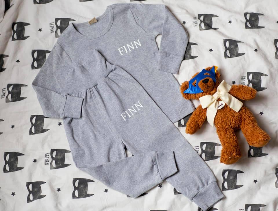 Personalised Children's Loungewear Set