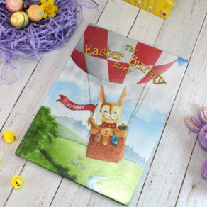 Easter Bunny Personalised Story Book