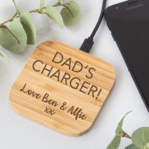 Personalised Wireless Charger