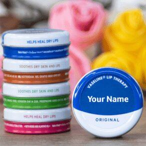 Personalised Original Vaseline Tin