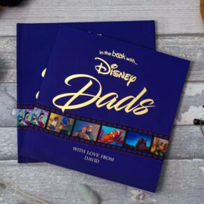 Personalised Disney Dad Occasions Book