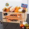 Personalised Halloween Crate