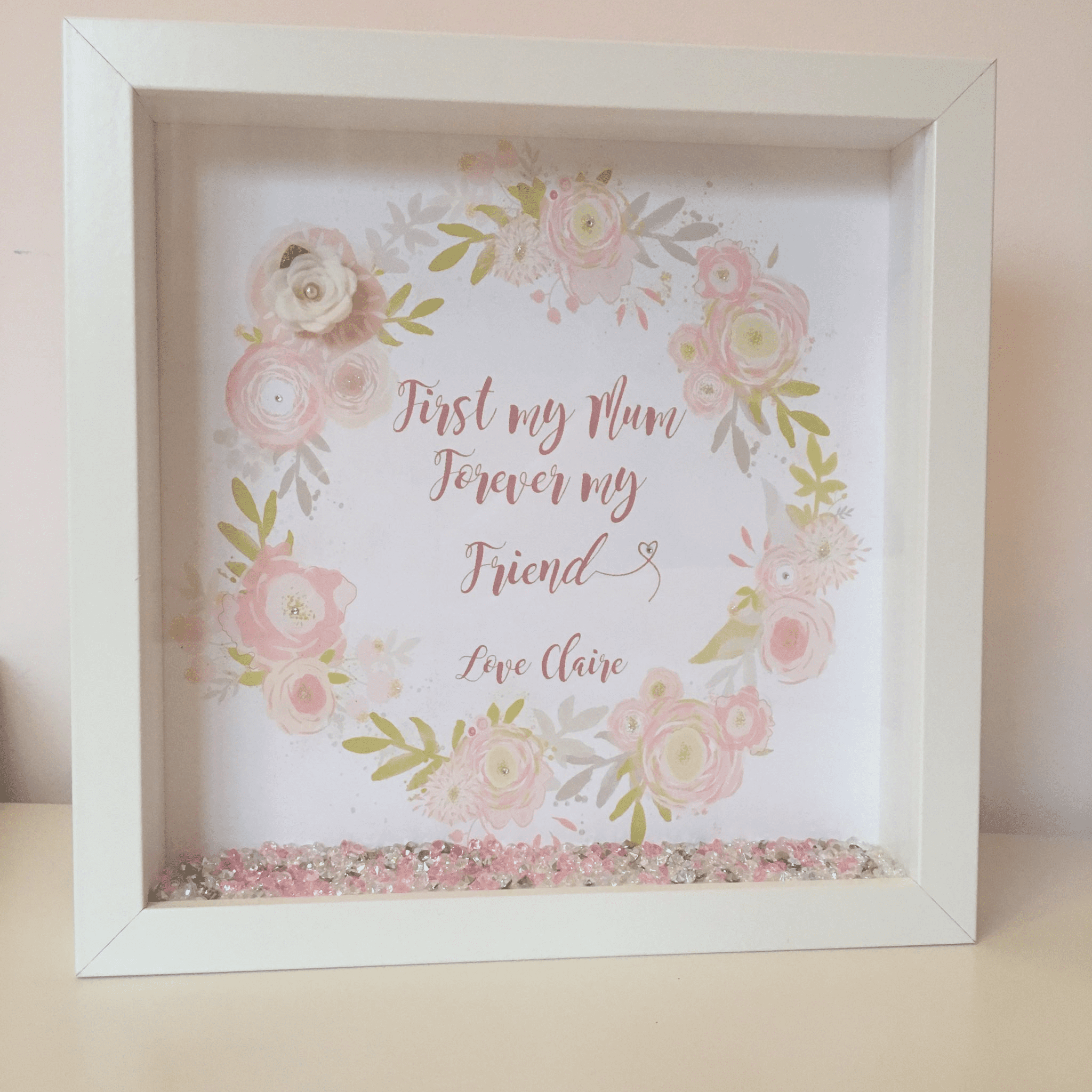 First My Mum Frame | Love Unique Personal