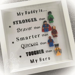Fathers Day Frames & Prints